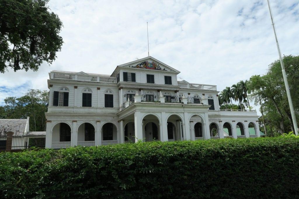 Guyana spending