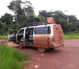 Stranded in the Middle of the Jungle at 2AM – Our Driver Gets Caught Smuggling in Guyana