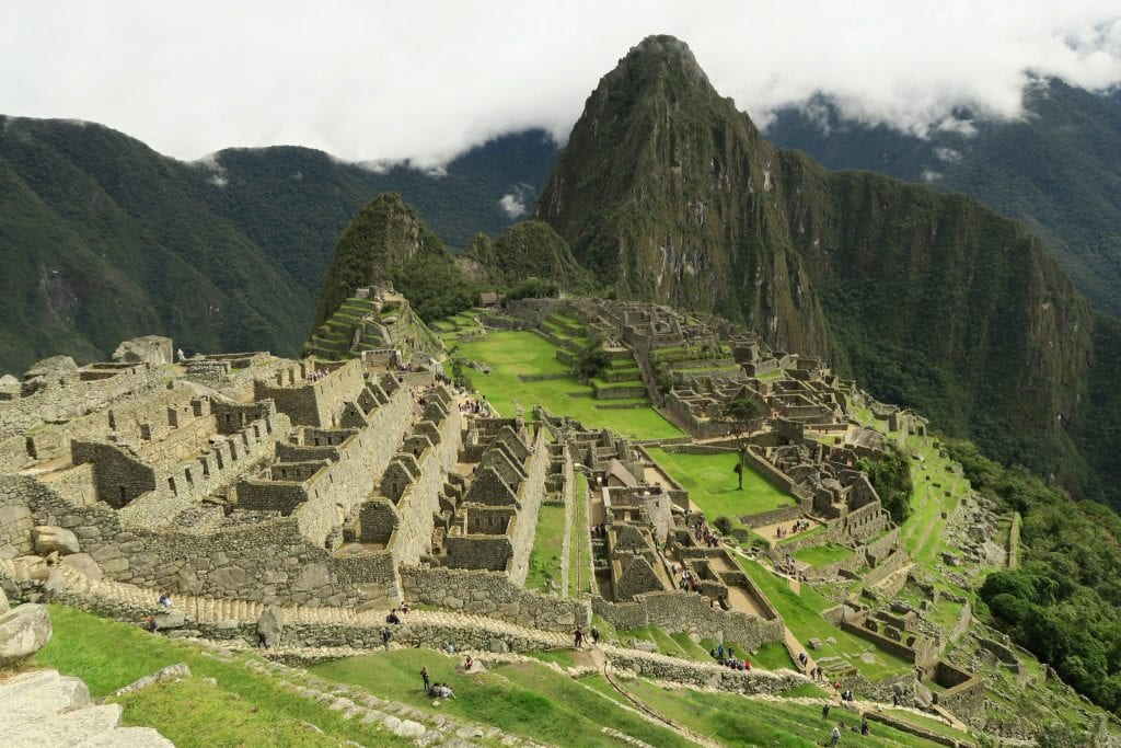 7 New Wonders of the World