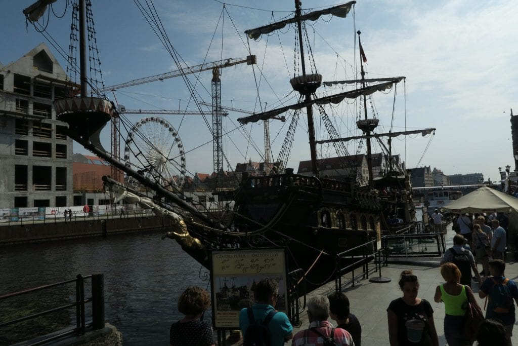 Gdansk, Workaway Experience in Europe Part 2: Teaching English in Gdansk Poland