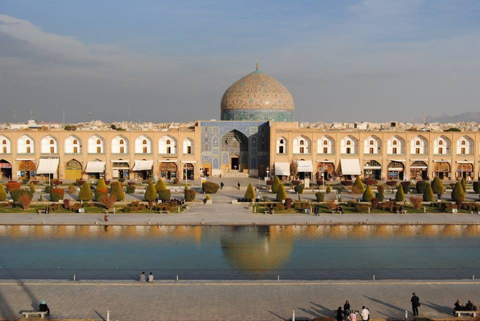Catherine Driver, Meetup – How To Travel To Iran As A Canadian By Catherine Driver