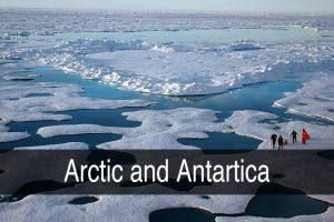 Arctic and Antartica