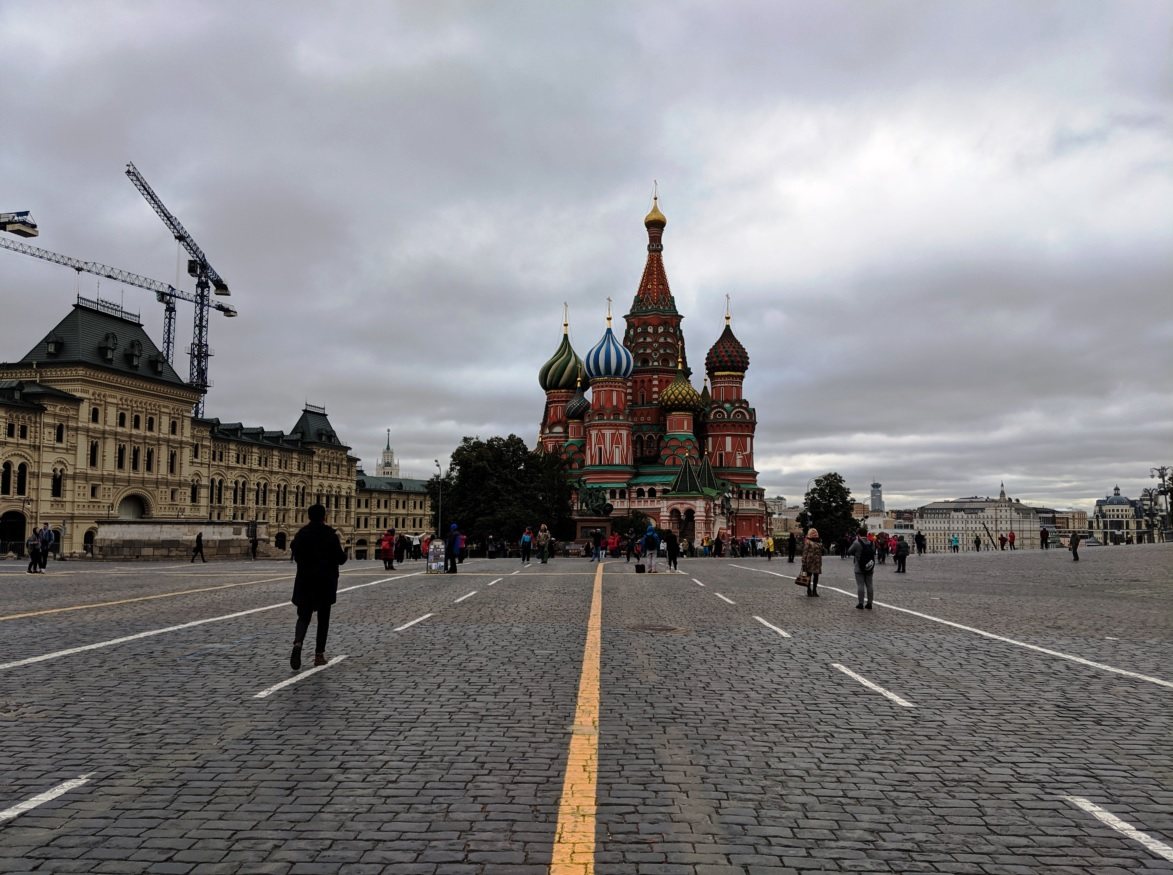 travel to moscow, 4 Days of Travel To Moscow and Saint Petersburg in Russia